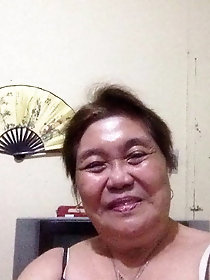 My 70 Years older Filipina grannie GF..